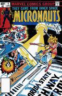 Micronauts Vol 1 6