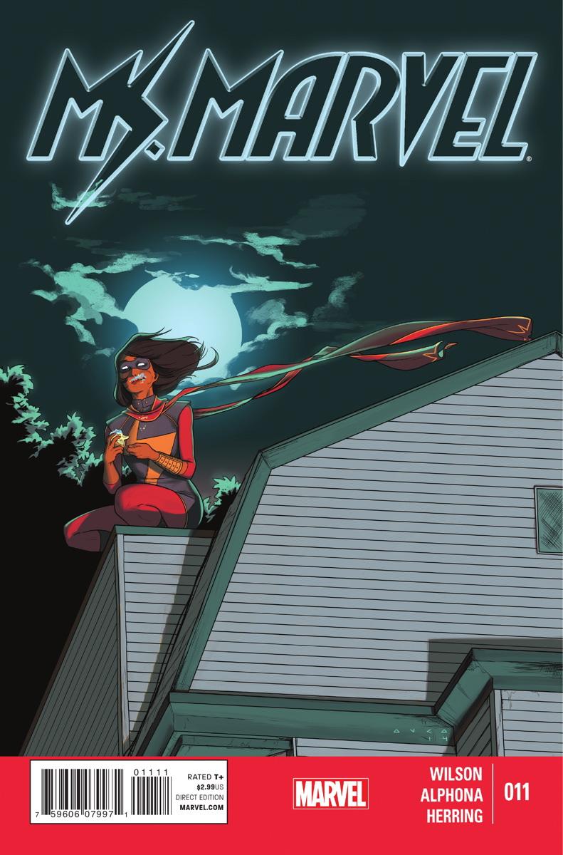 Ms. Marvel Vol 3 11
