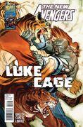 New Avengers Luke Cage Vol 1 2