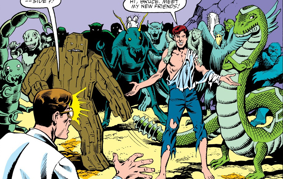 Outcasts (Gamma Creatures) (Earth-616)/Gallery