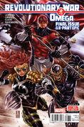 Revolutionary War Omega Vol 1 1