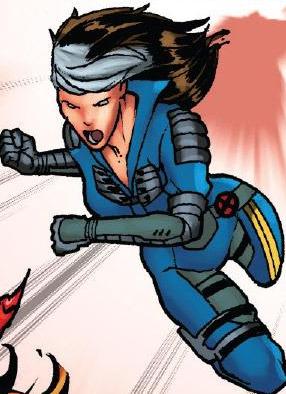 Rogue (Anna Marie) (Earth-91240)