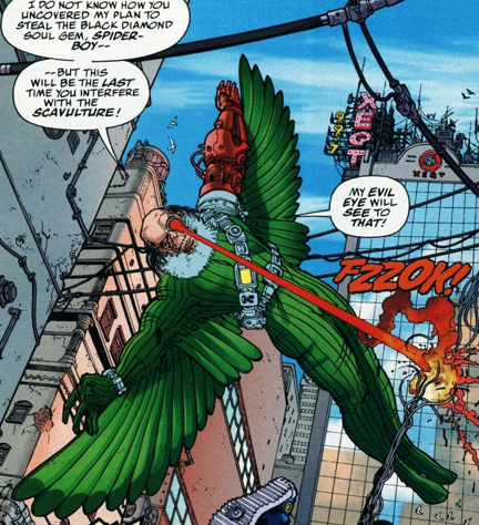 Scavulture (Earth-9602) from Spider-Boy Team-Up Vol 1 1 002.png