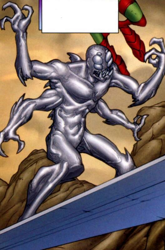 Silver Surfer (Earth-TRN430)