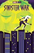 Sinister War Vol 1 2 Veregge Variant