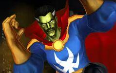Stephen Strange (Skrull) (Earth-TRN219)