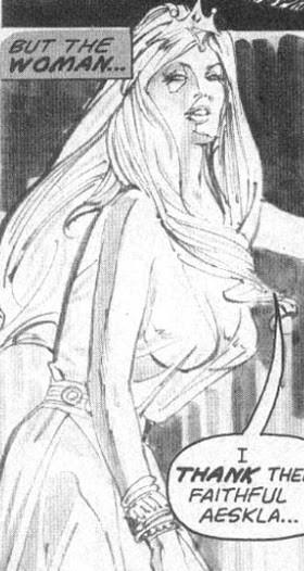 Surisha (Earth-616)