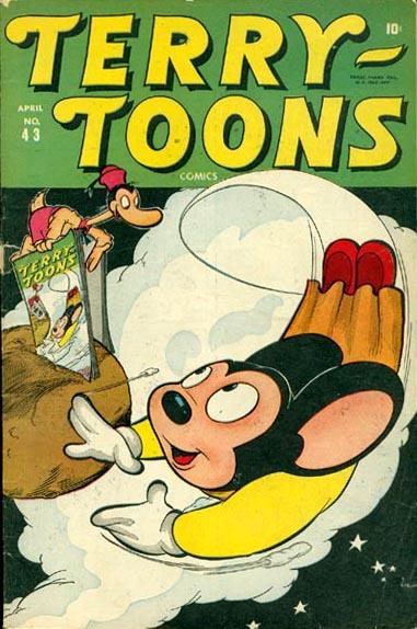 Terry-Toons Comics Vol 1 43
