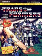 Transformers (UK) Vol 1 2