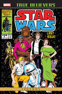 True Believers Star Wars - The Original Marvel Years No. 107 Vol 1 1