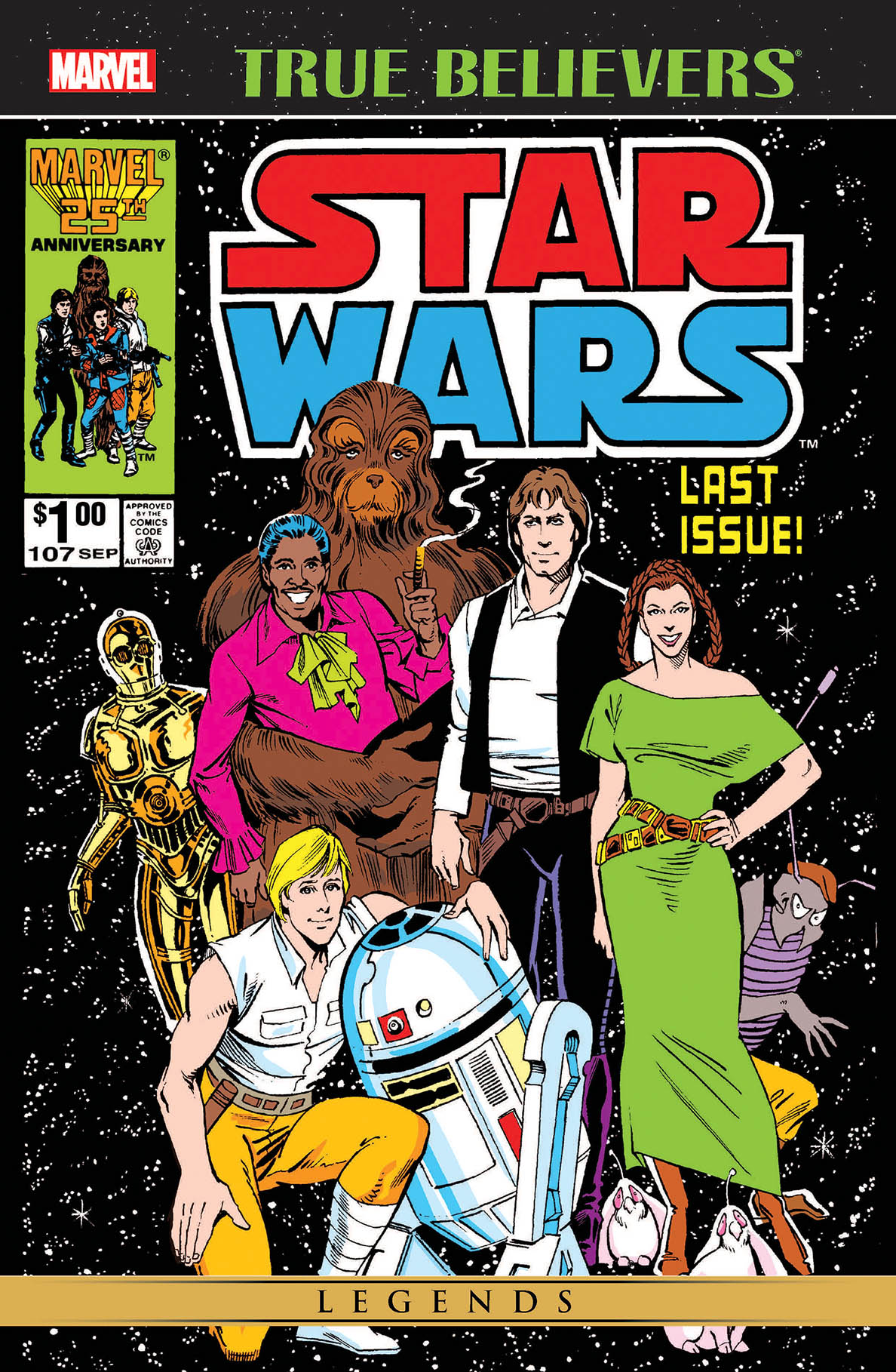True Believers: Star Wars - The Original Marvel Years No. 107 Vol 1 1