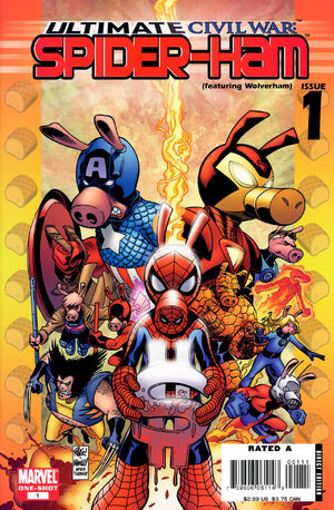 Ultimate Civil War Spider-Ham Vol 1 1.jpg