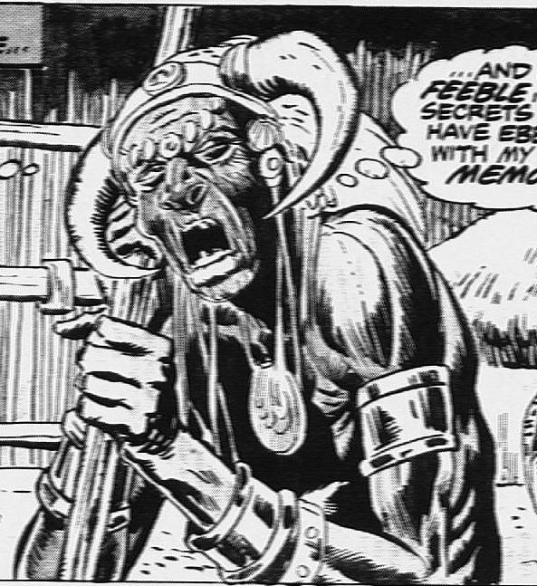 W'Sulli (Earth-616)