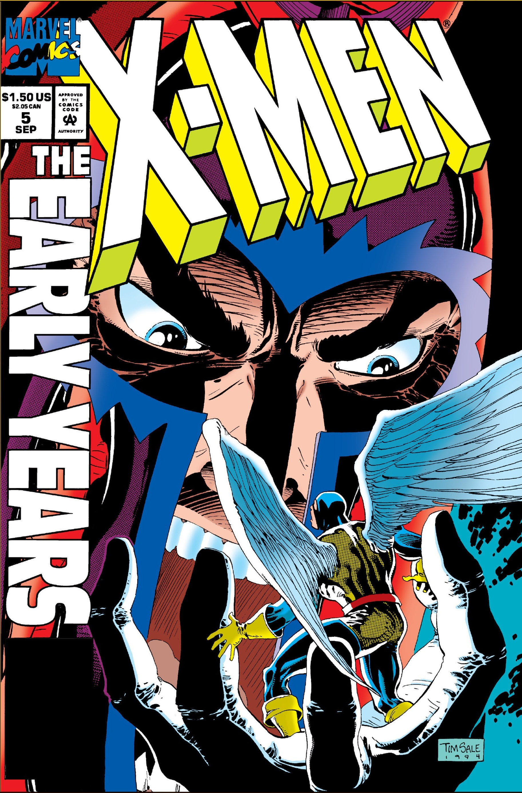 X-Men: The Early Years Vol 1 5