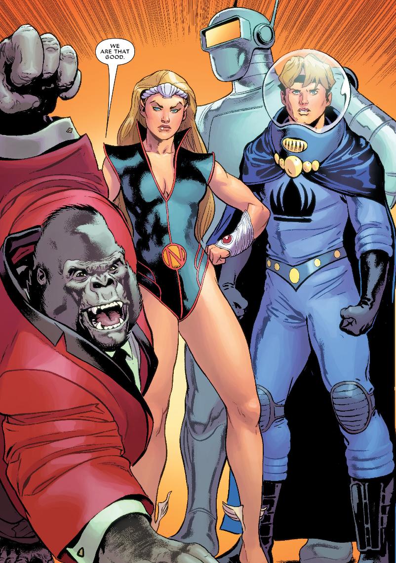 Agents of Atlas (Earth-12151)
