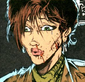 Anna Brooks (Earth-616)