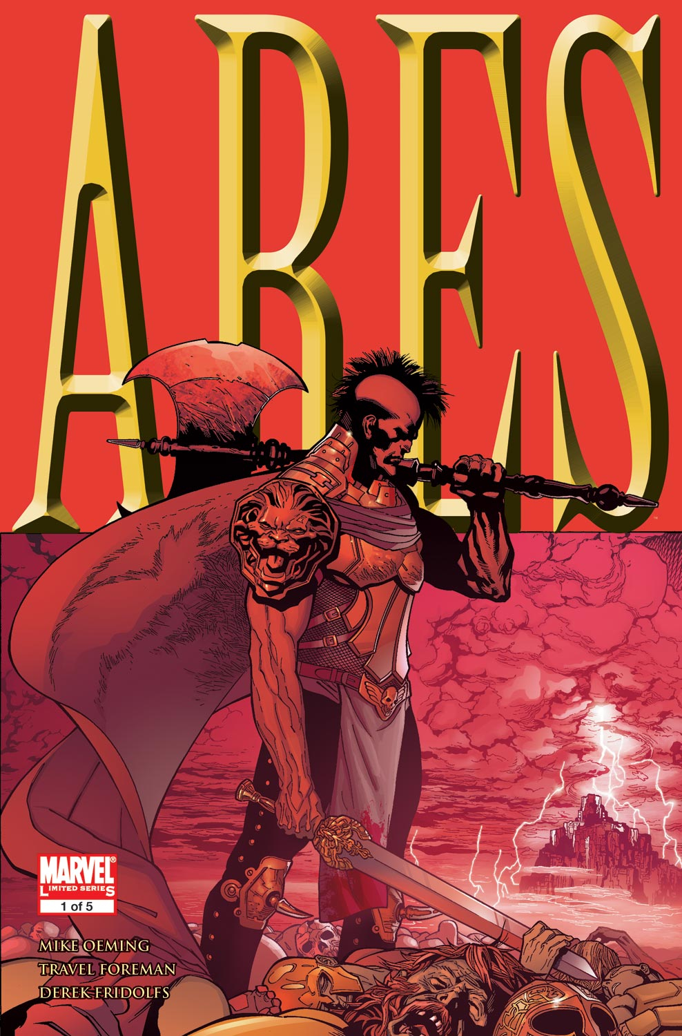 Ares Vol 1