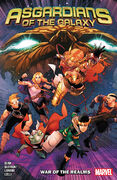 Asgardians of the Galaxy TPB Vol 1 2 War Of The Realms