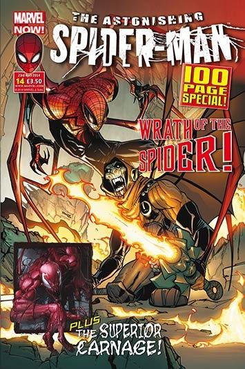 Astonishing Spider-Man Vol 4 14