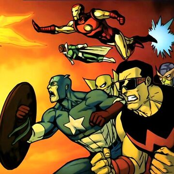 Avengers (Earth-90631) Exiles Vol 2 2.jpg