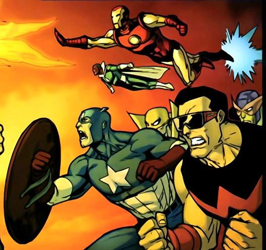 Avengers (Earth-90631)
