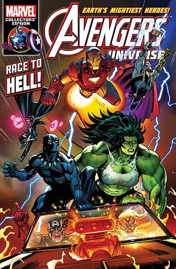 Avengers Universe (UK) Vol 4 2