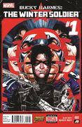 Bucky Barnes The Winter Soldier Vol 1 1