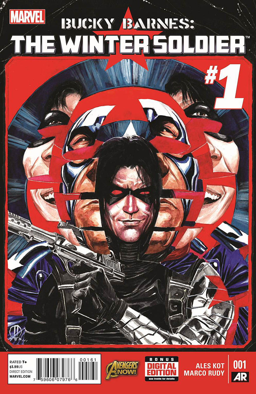 Bucky Barnes: The Winter Soldier Vol 1 1