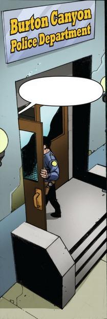 Burton Canyon Police Department (Earth-616)/Gallery