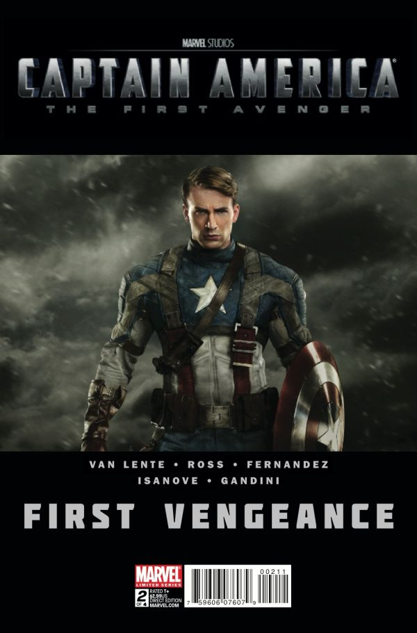 Captain America: First Vengeance Vol 1 2