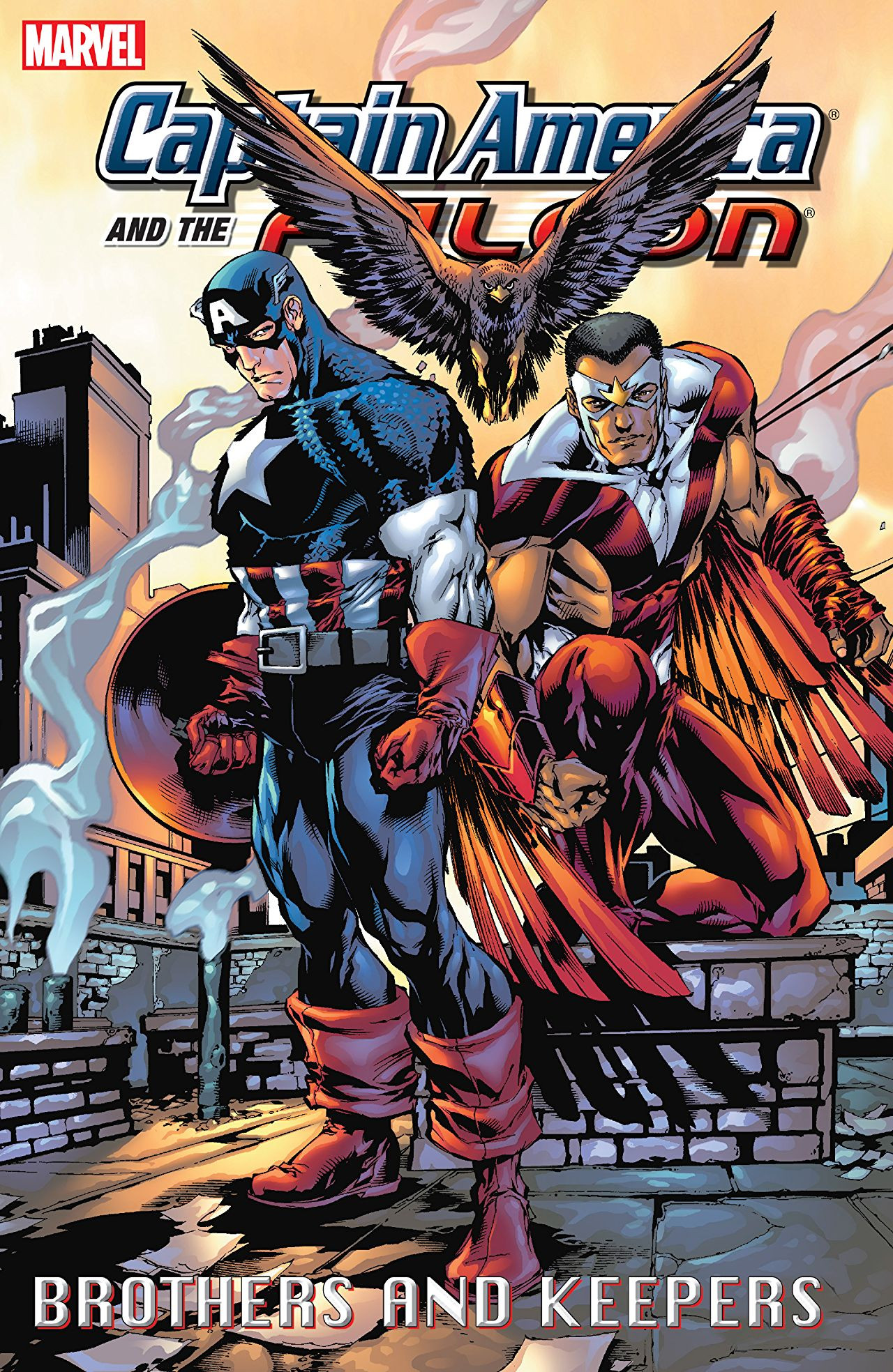 Captain America and the Falcon TPB Vol 1 2: Brothers and Keepers