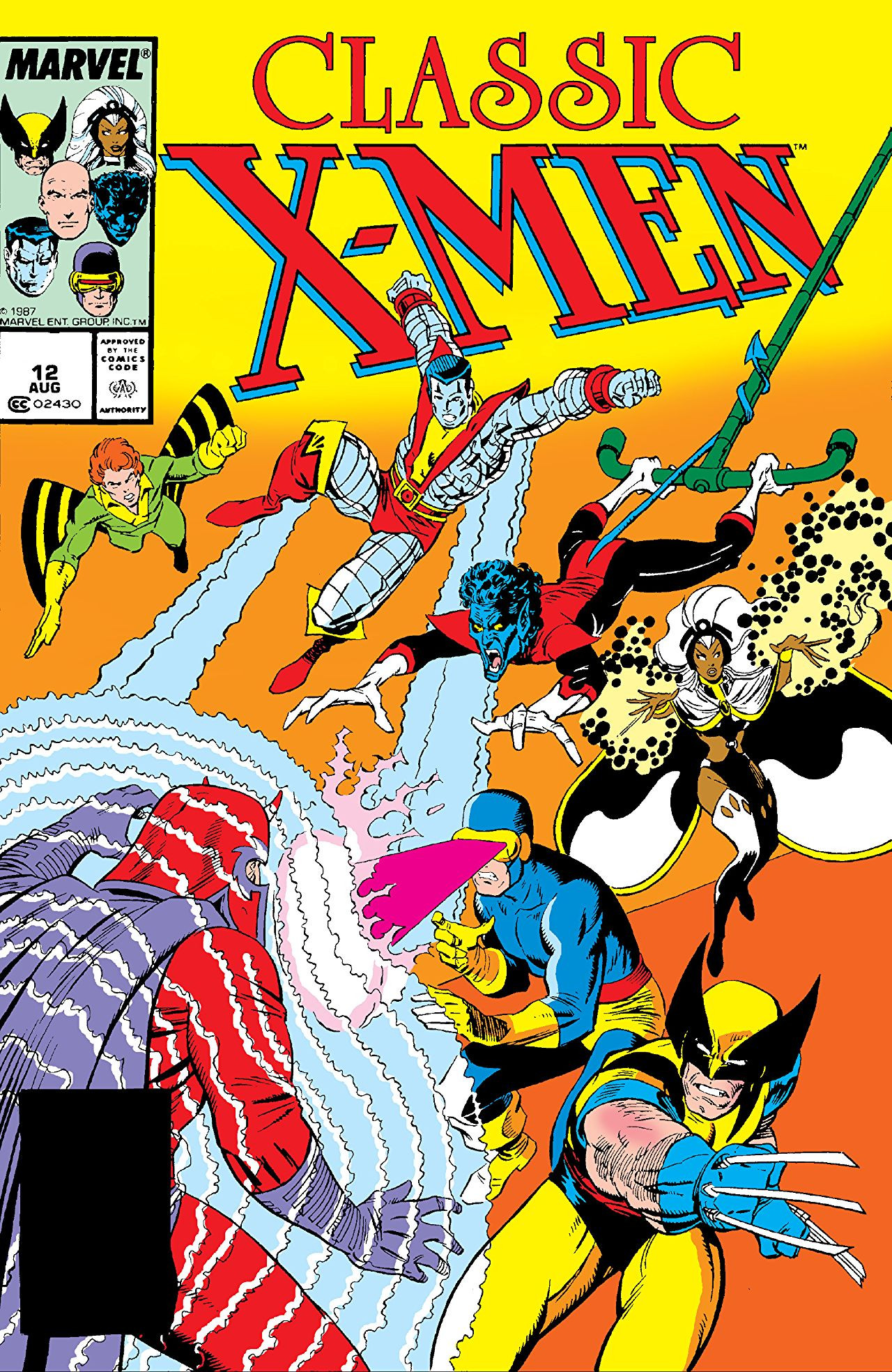 Classic X-Men Vol 1 12