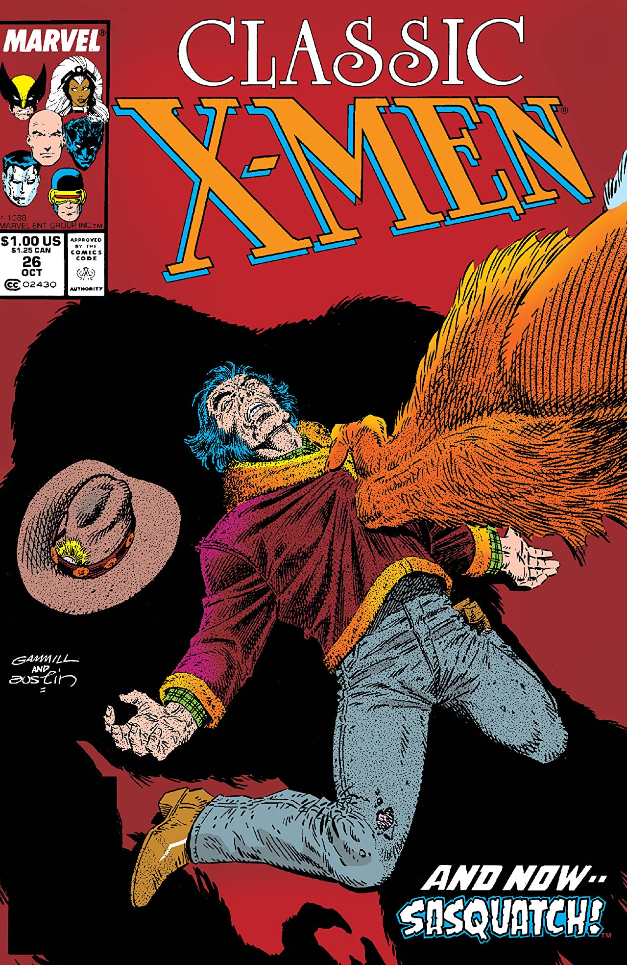 Classic X-Men Vol 1 26