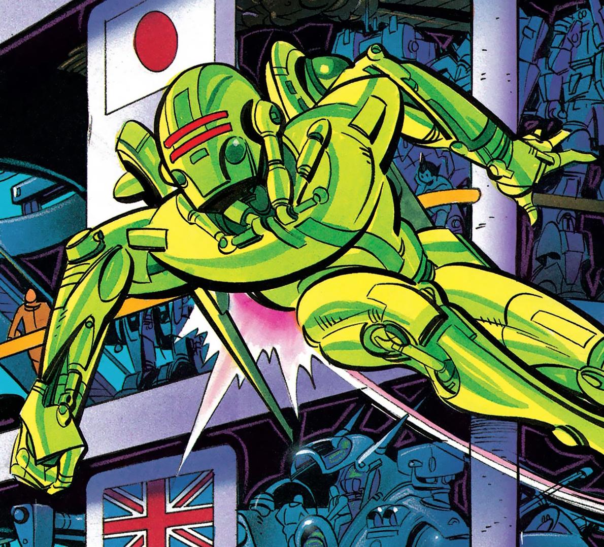 Colonel Okada (Earth-616)
