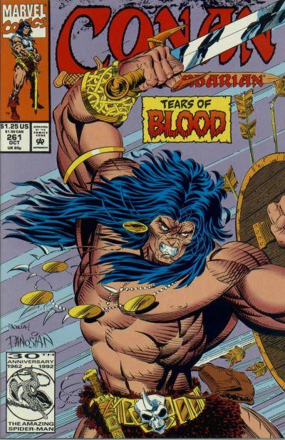 Conan the Barbarian Vol 1 261