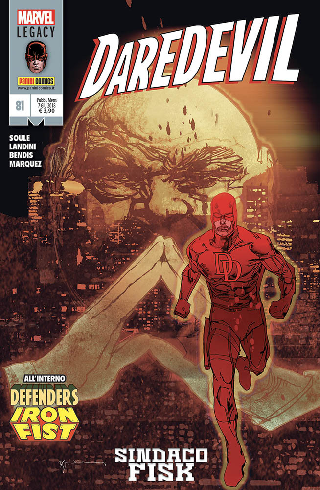 Daredevil (IT) Vol 1 81