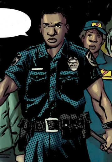 Darris Kimbro (Earth-616)