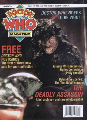 Doctor Who Magazine Vol 1 187.jpg