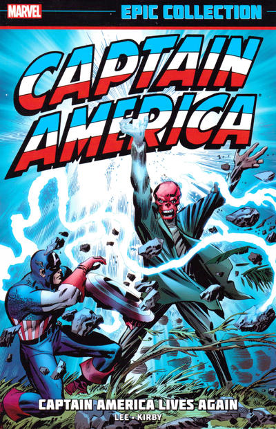 Epic Collection: Captain America Vol 1