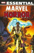 Essential Series Marvel Horror Vol 1 2