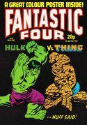 Fantastic Four (UK) Vol 1 10