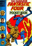 Fantastic Four Pocket Book Vol 1 1