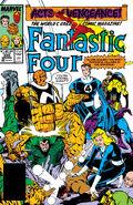 Fantastic Four Vol 1 335