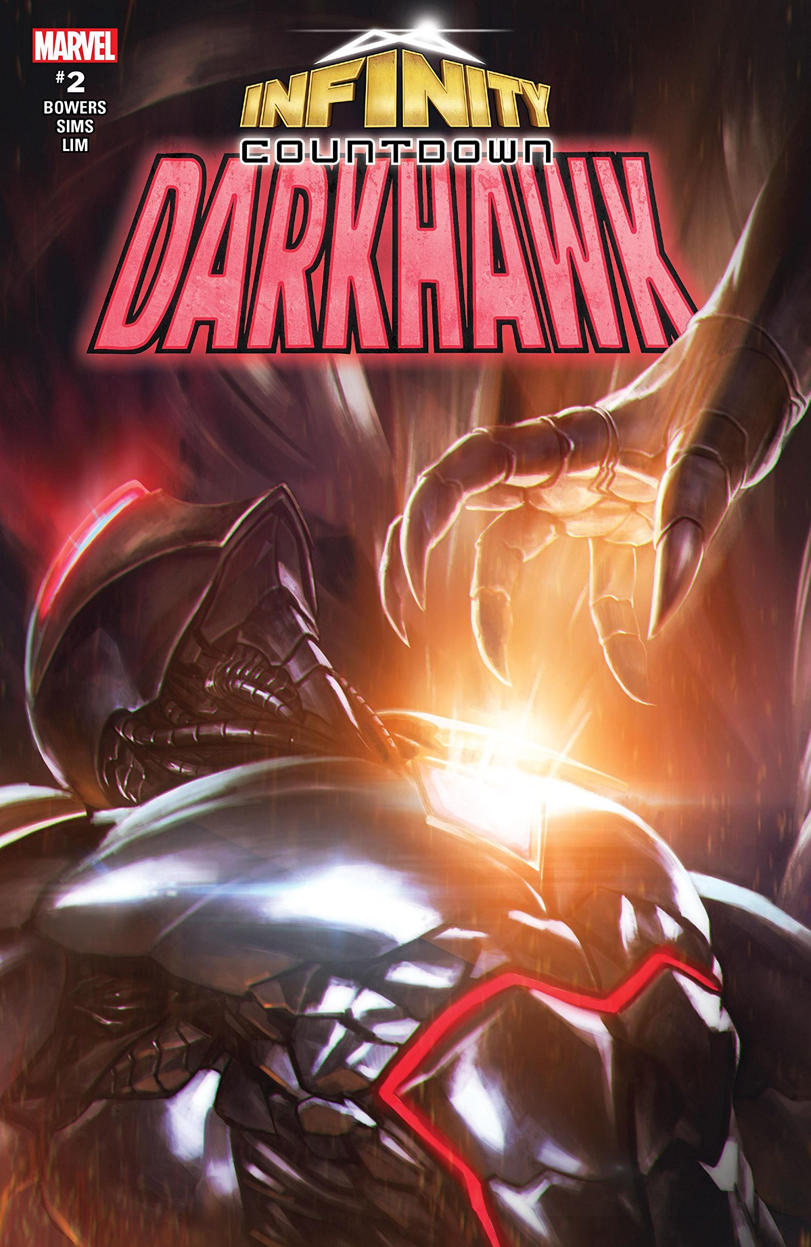 Infinity Countdown: Darkhawk Vol 1 2