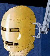 Iron Man Armor Model 1 from Iron Manual TPB Vol 1 1 005