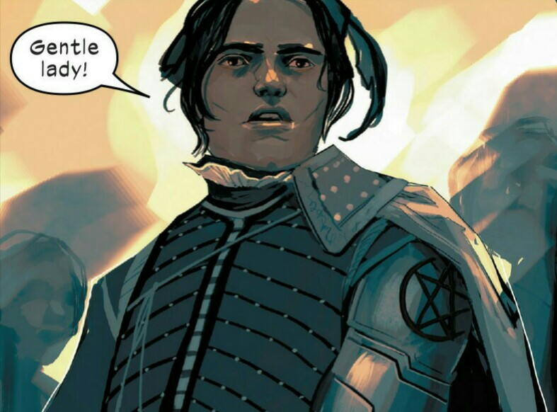 James Buchanan Barnes (Earth-311)