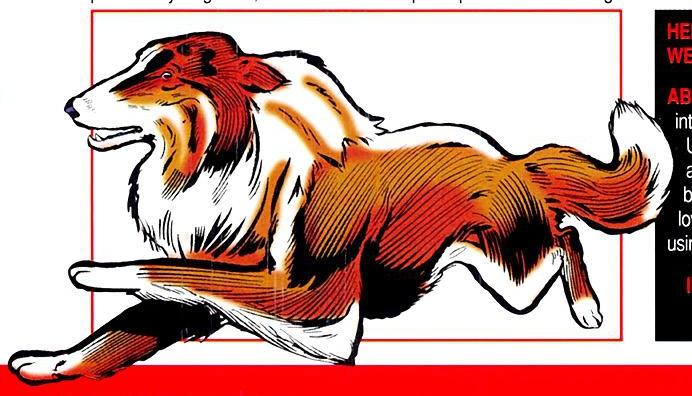 Blaze (Dog) (Earth-616)