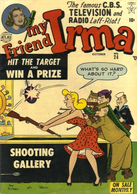 My Friend Irma Vol 1 24