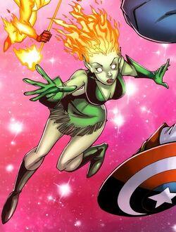 Nicholette Gold (Earth-20051) Captain America & the Korvac Saga Vol 1 1.jpg