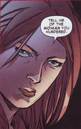 Other (Spider-Totem) (Multiverse) in the guise of Louise Kennedy (Earth-616) from Scarlet Spider Vol 2 14 0001